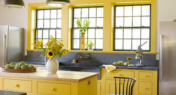 Kitchen Inspired: Top Paint Colors for Your Kitchen | 2017