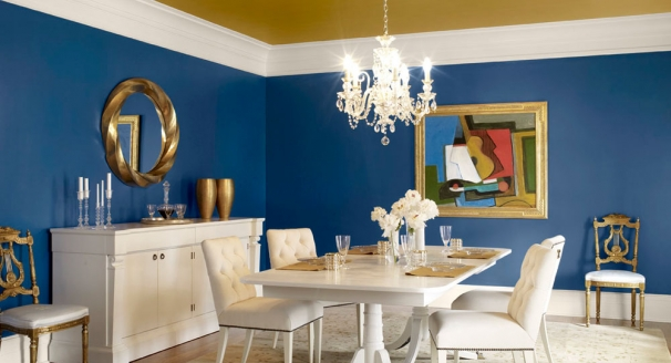 Spectacular Colors For Your Dining Room