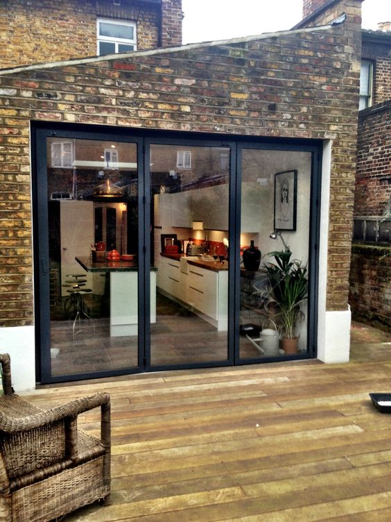 Small Bi Fold Patio Doors Image collections - doors design for house