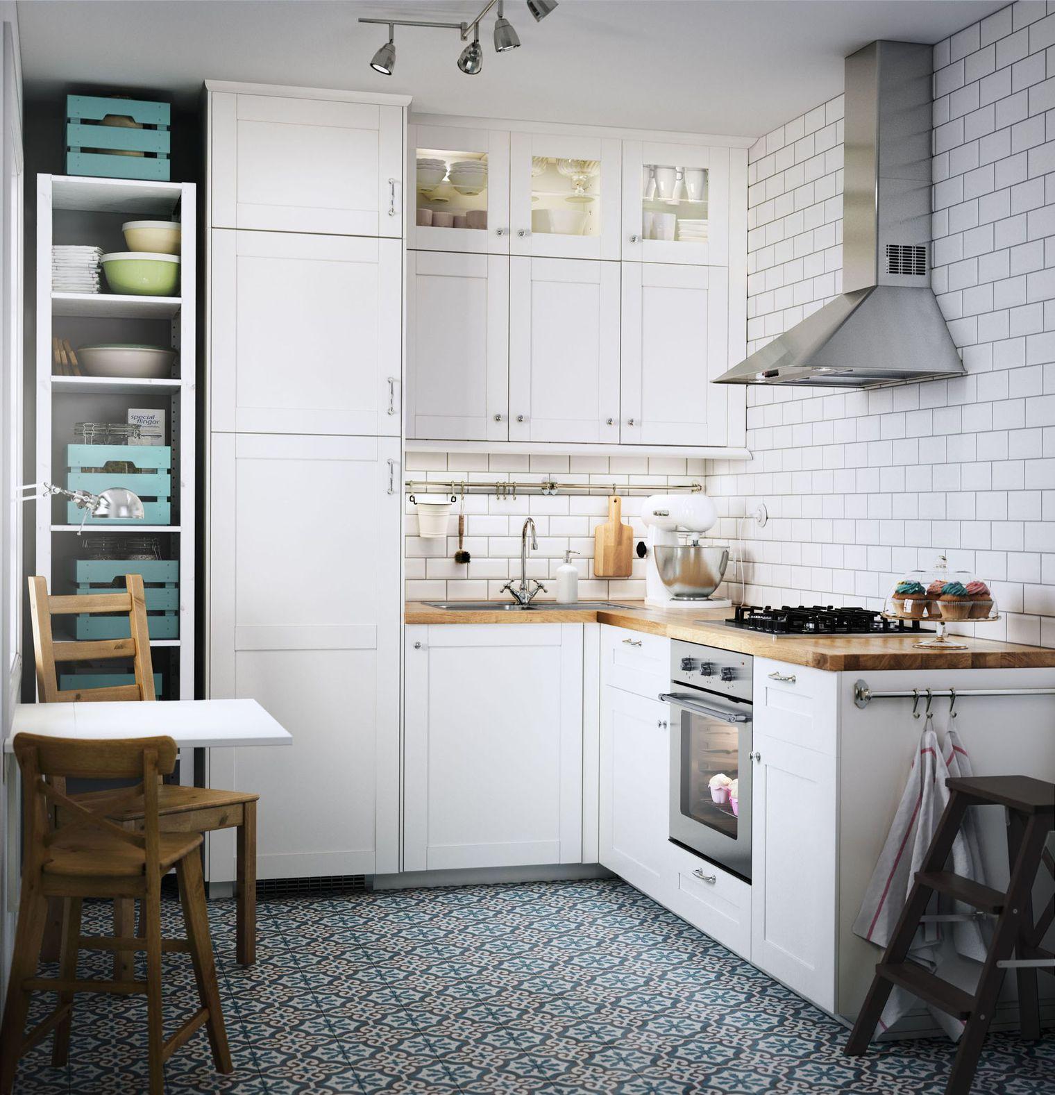 Small kitchen-4