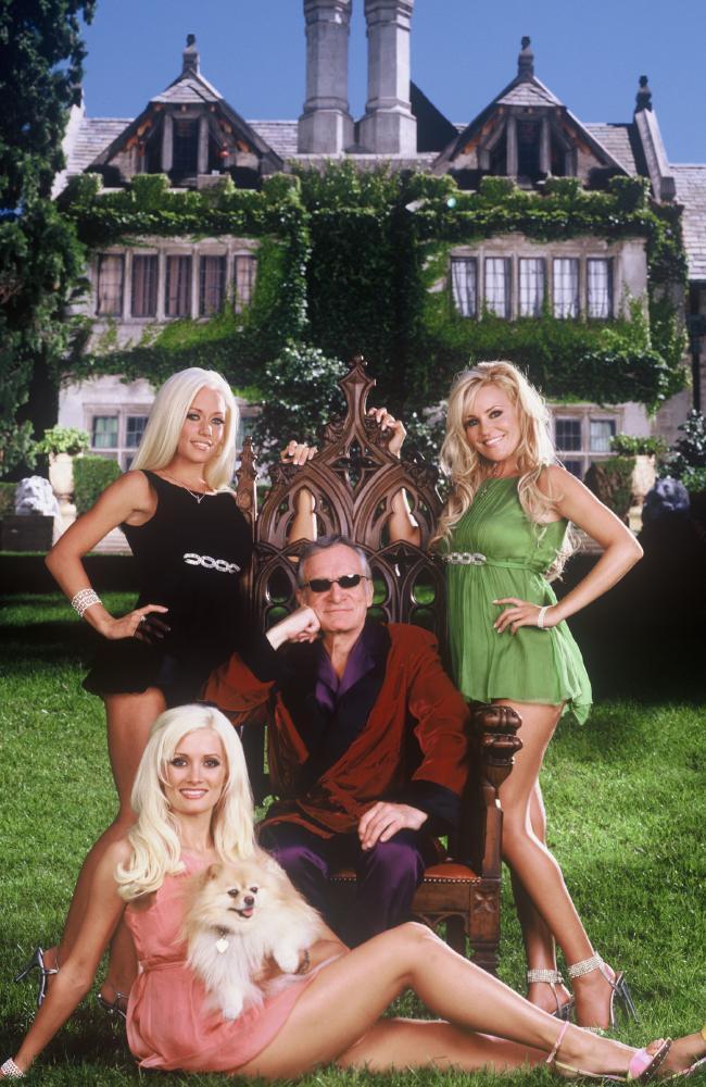 #2 Hugh Hefner