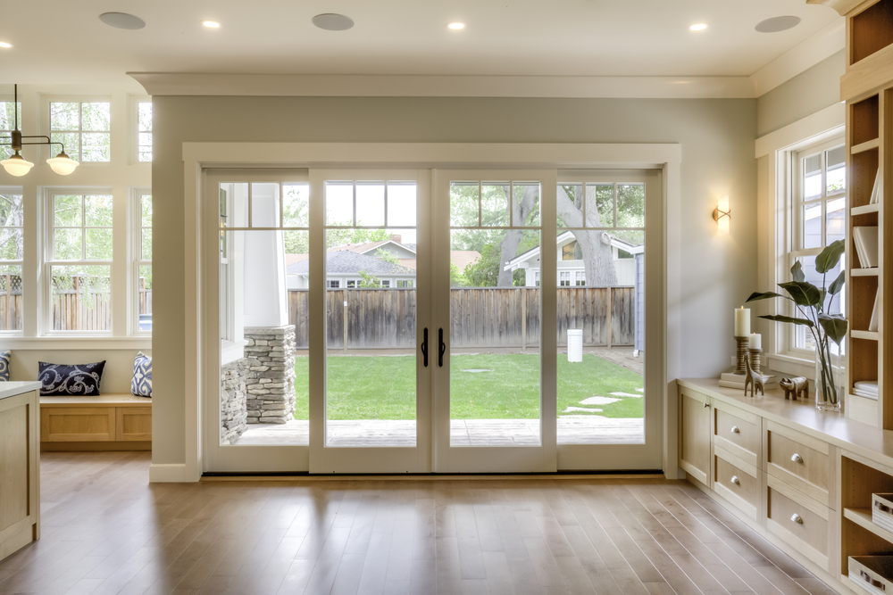 #4 Glass Doors Tips