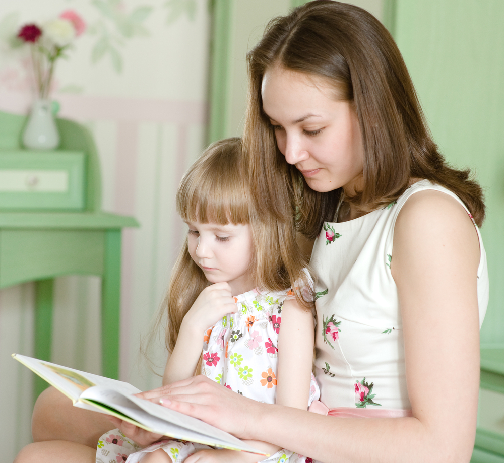8. Indulge your little one's inner bookworm