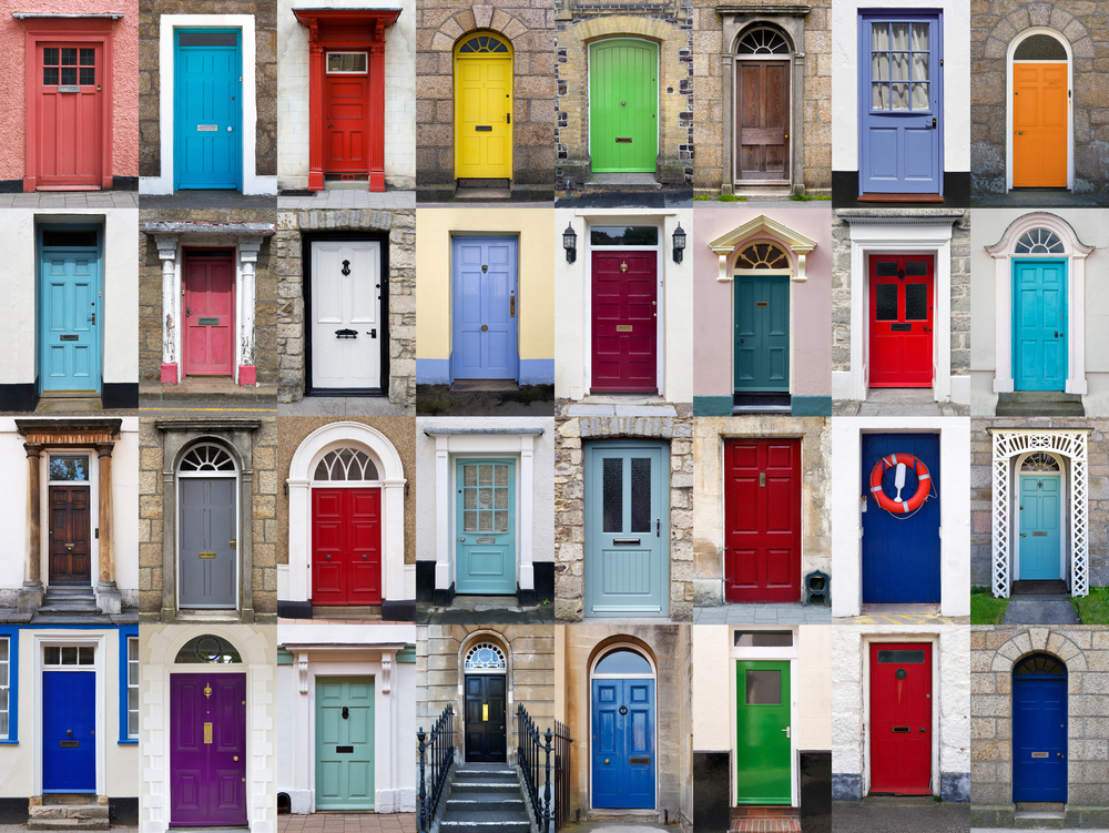 Give the Front Door a Facelift