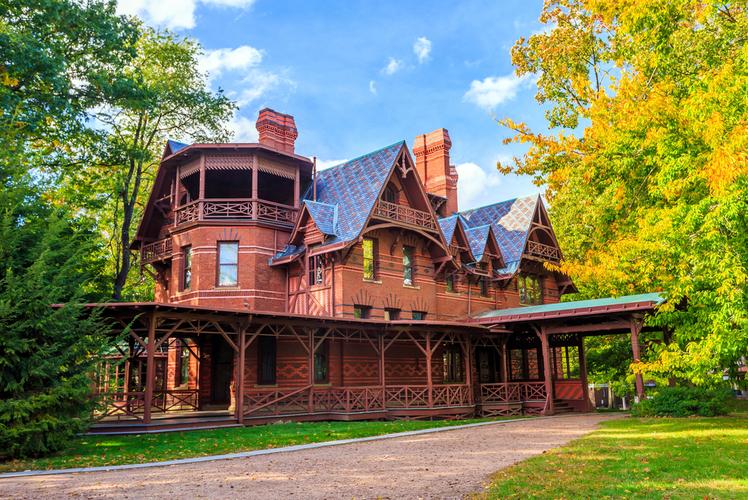 Home of Mark Twain