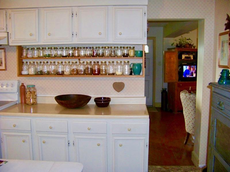 Spice Shelves