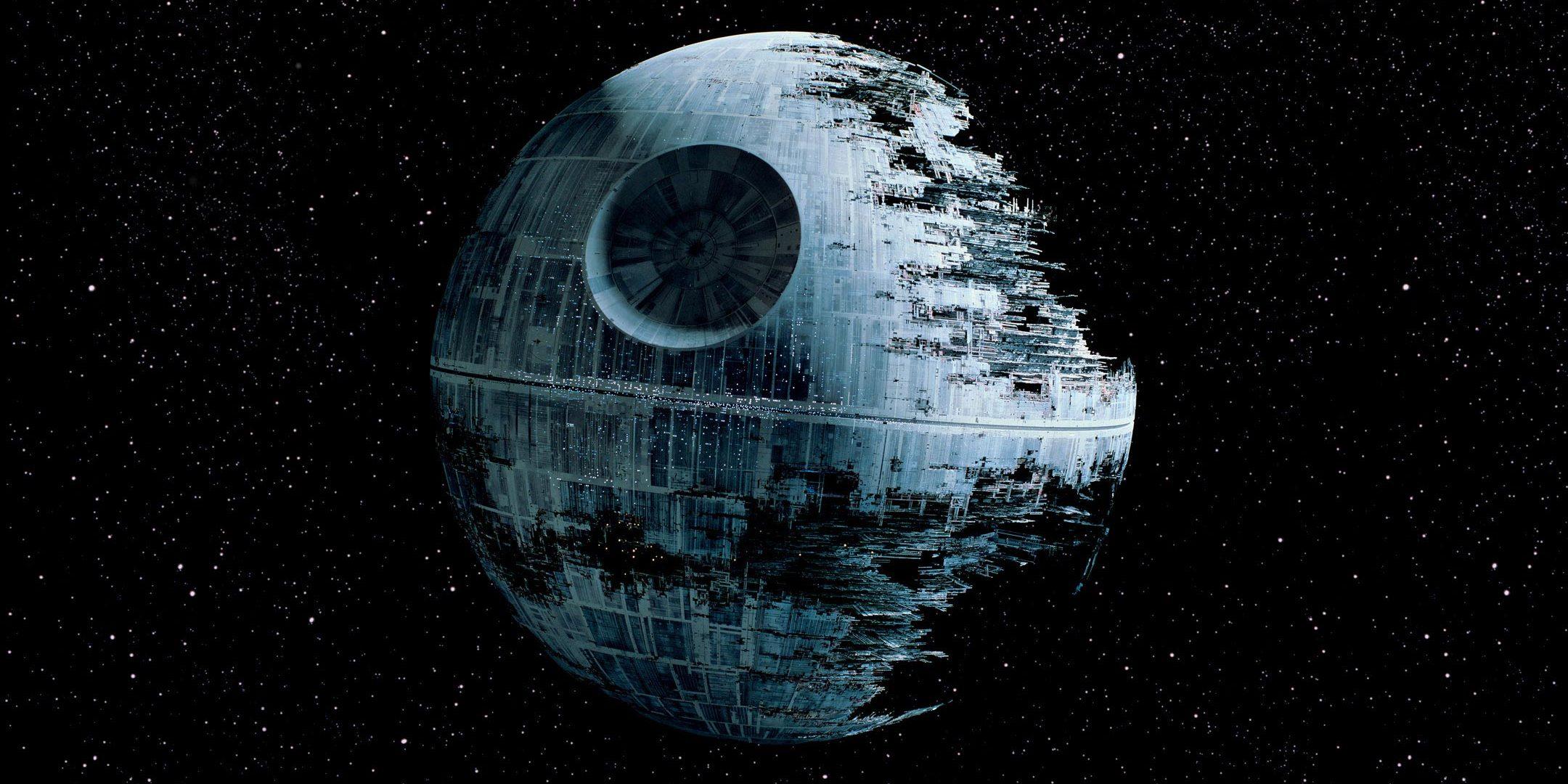 #1 The Death Star, Star Wars