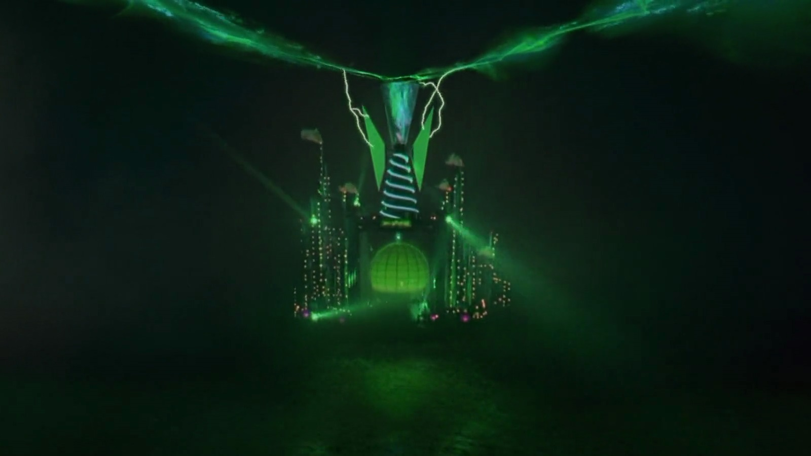 #3 The Riddler's Base, Batman