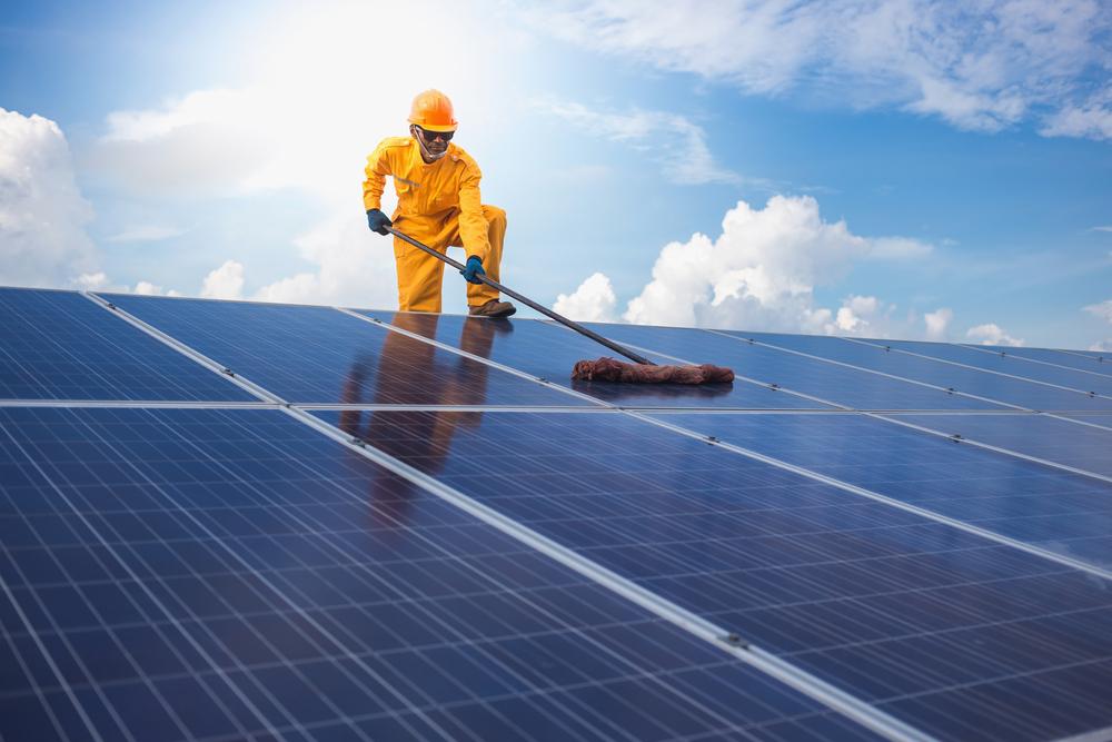 #1 Solar Panels