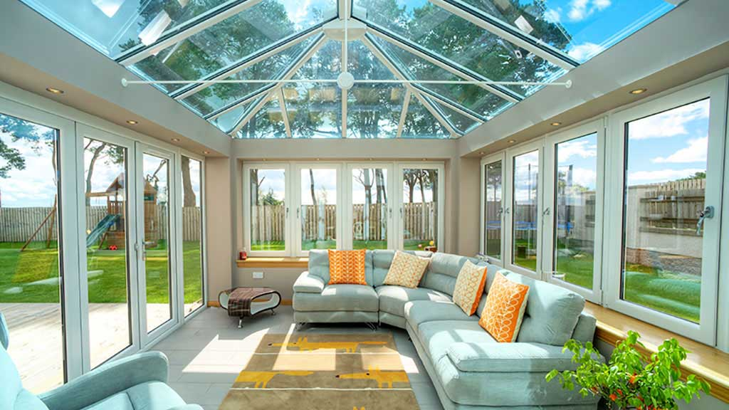 #10 Build a Conservatory or Orangery