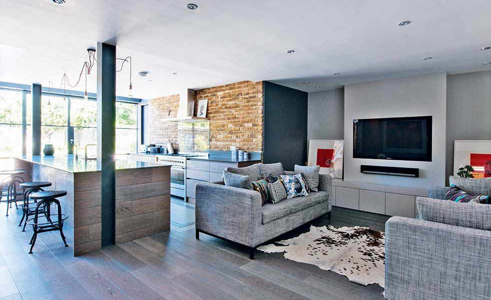 #25 Create an Open Plan Living Space