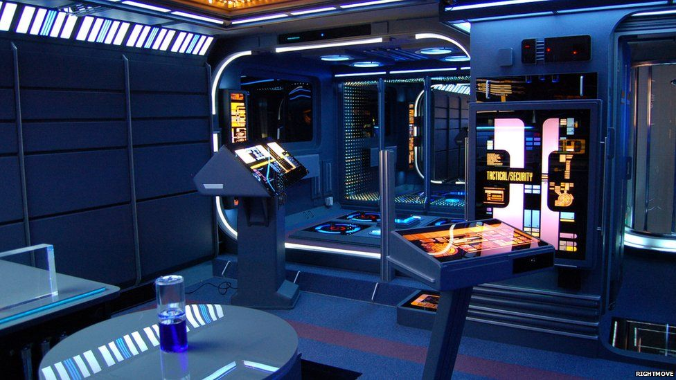 #9 Star Trek Home, England
