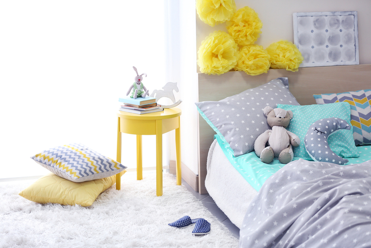 Dazzling DIY Decorations – 12 Ways to Give Your Child's Room a Magical Makeover
