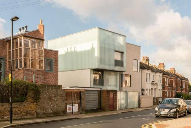 #3 The Slip House