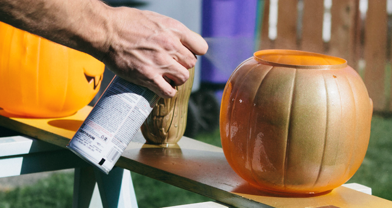 #5 Pumpkin Buckets