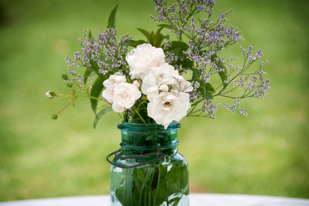 #6 Mason Jar Vases