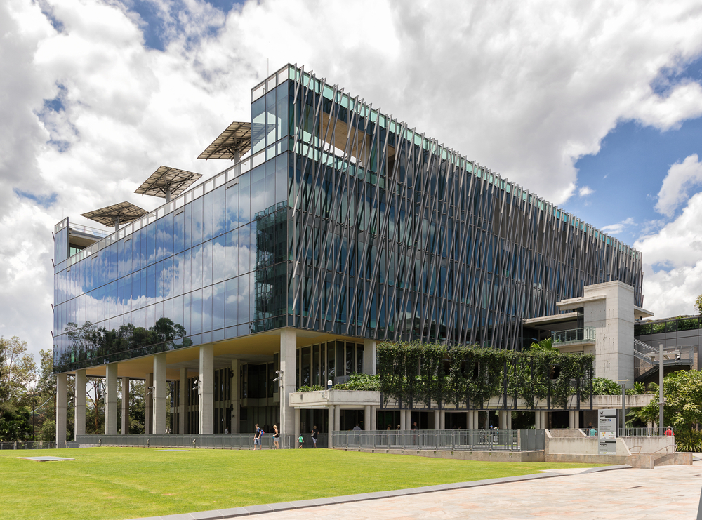#5 The Global Change Institute, University of Queensland