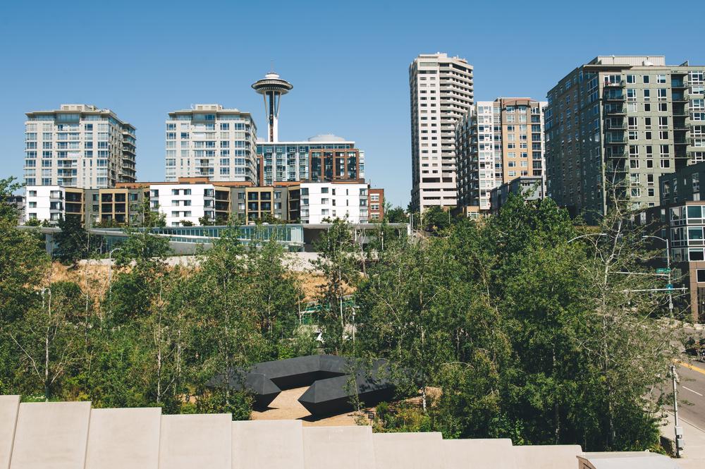 #6 Olympic Sculpture Park, Seattle