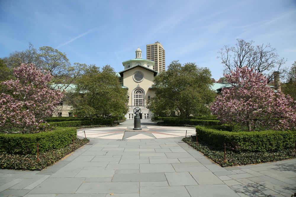 #7 Brooklyn Botanic Garden Visitor Center