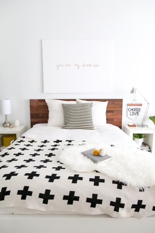 29. Malm Bed Frame