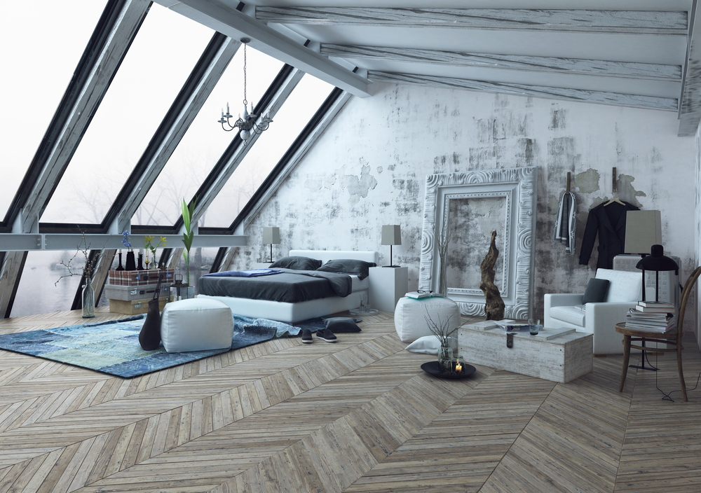 30. Statement Flooring