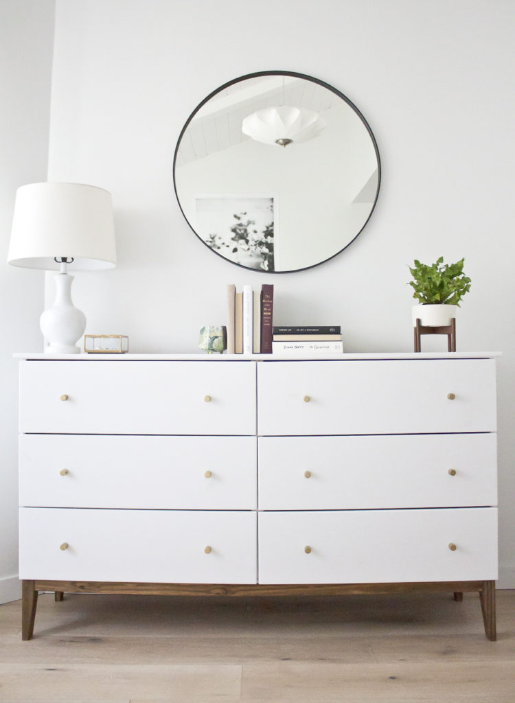 8. Tarva Six-Drawer Chest