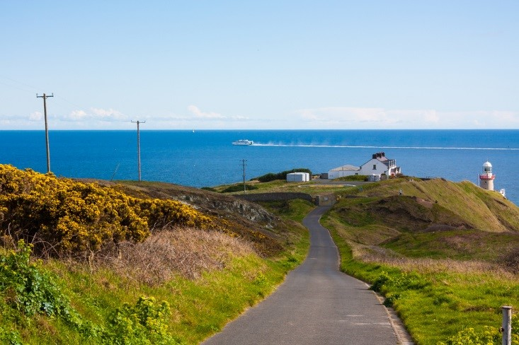 hike around howth