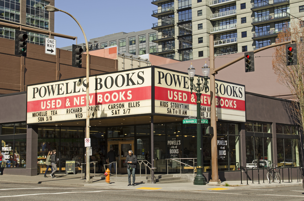 visit powell's Books