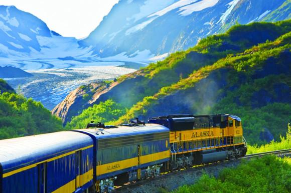 Aurora Express, Fairbanks, Alaska