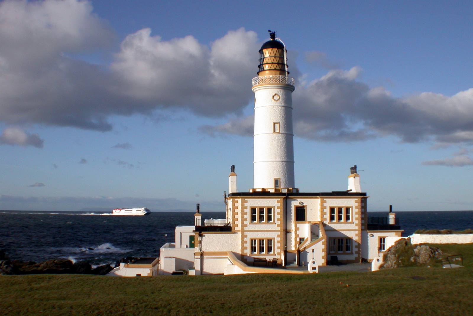 Corsewall Lighthouse Hotel, Kirkcolm, Scotland