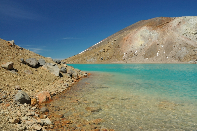 Tongariro Northern Circuit, New Zealand