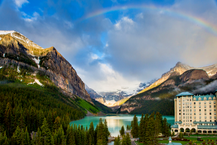 Banff and Lake Louise