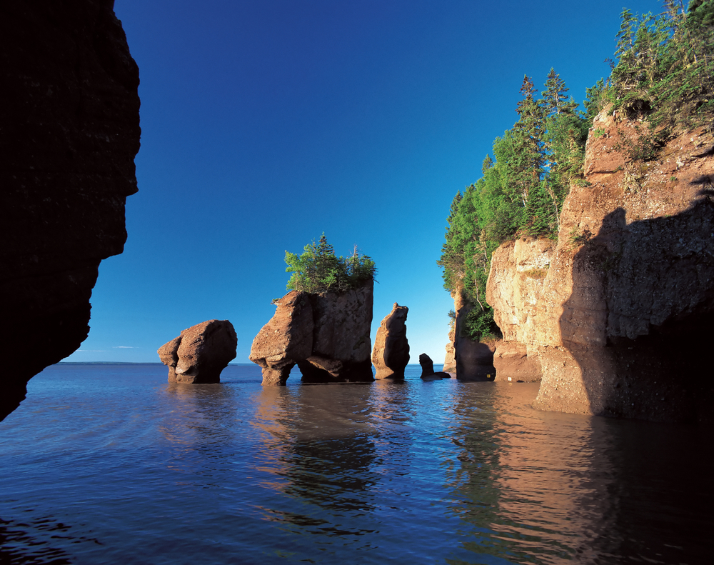Bay of Fundy, Nova ScotiaNew Brunswick