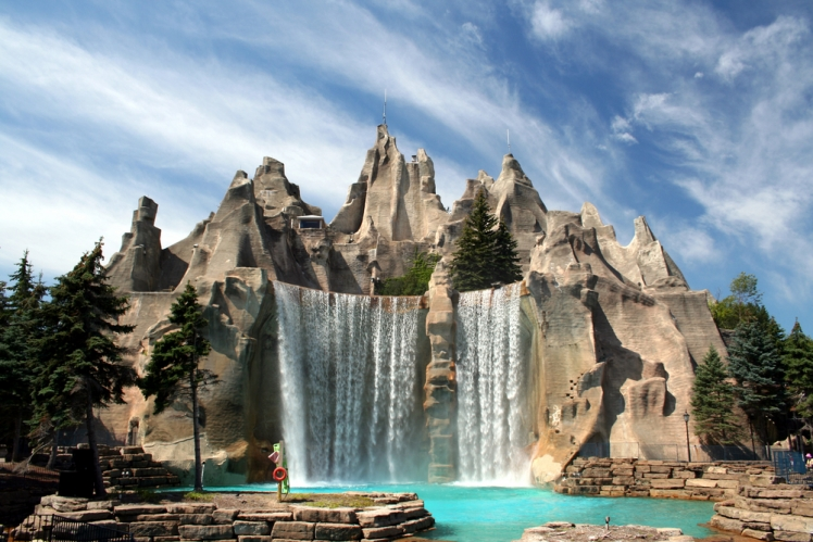 Canada's Wonderland, Vaughan Ontario