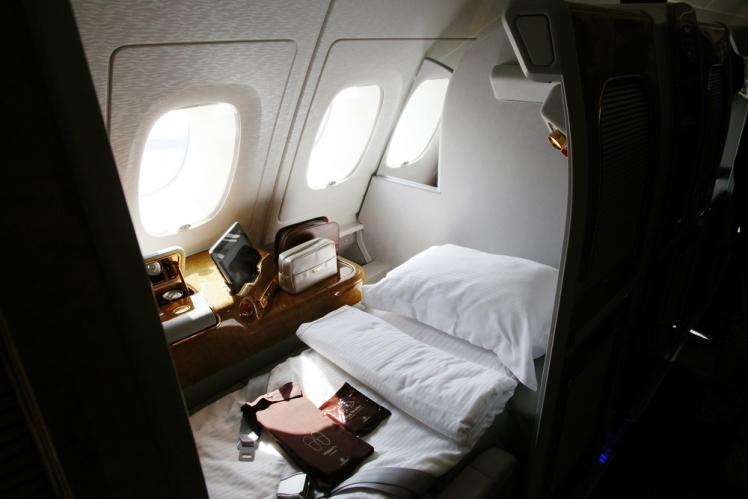 JAL suites