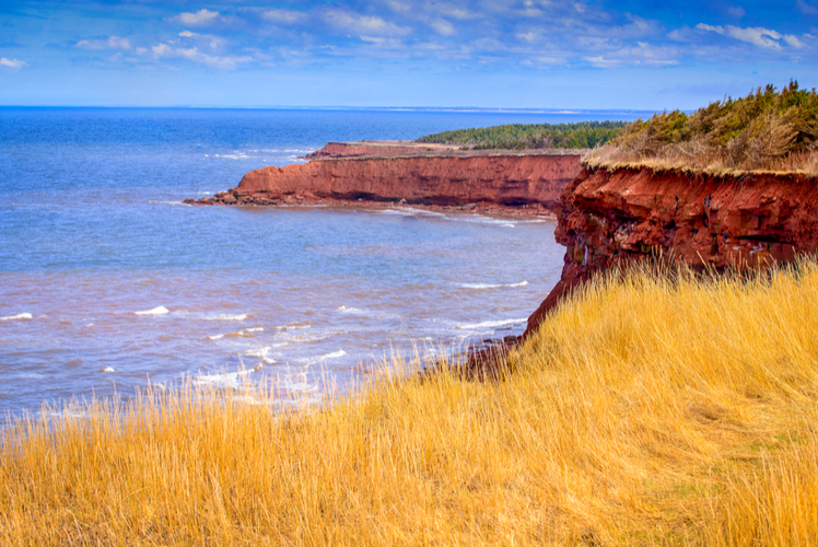 Cavendish National Park, PEI