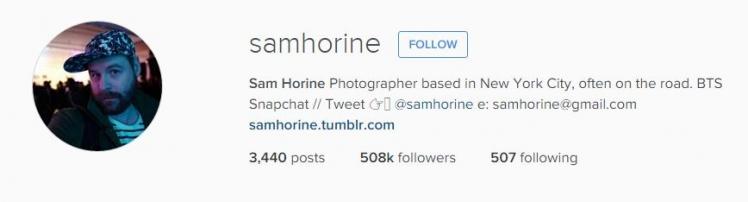 @samhorine
