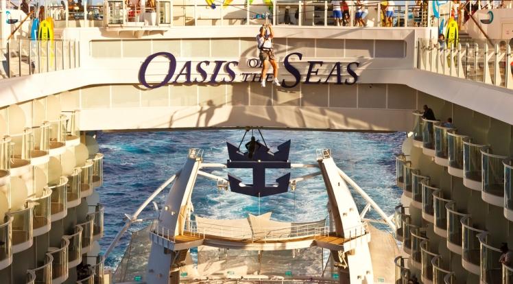 Allure of the Seas, Royal Caribbean Cruise Ship