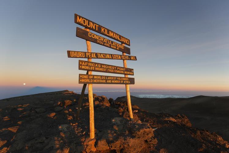 Africa Climb Mount Kilimanjaro