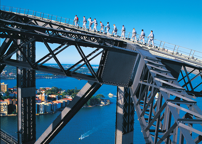 Australia, Climb the Sydney Harbor Bridge