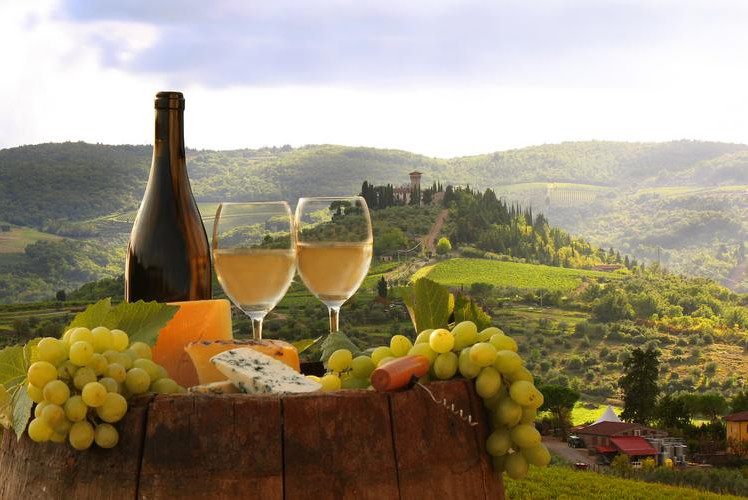 Europe Bottle Your Own Wine at a Private Tuscan Vineyard