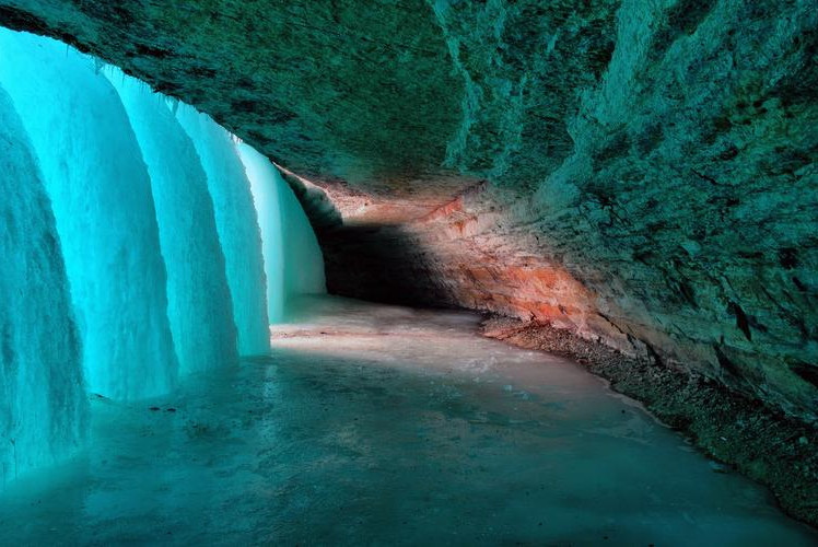 Minnehaha Falls, Minnesota, USA