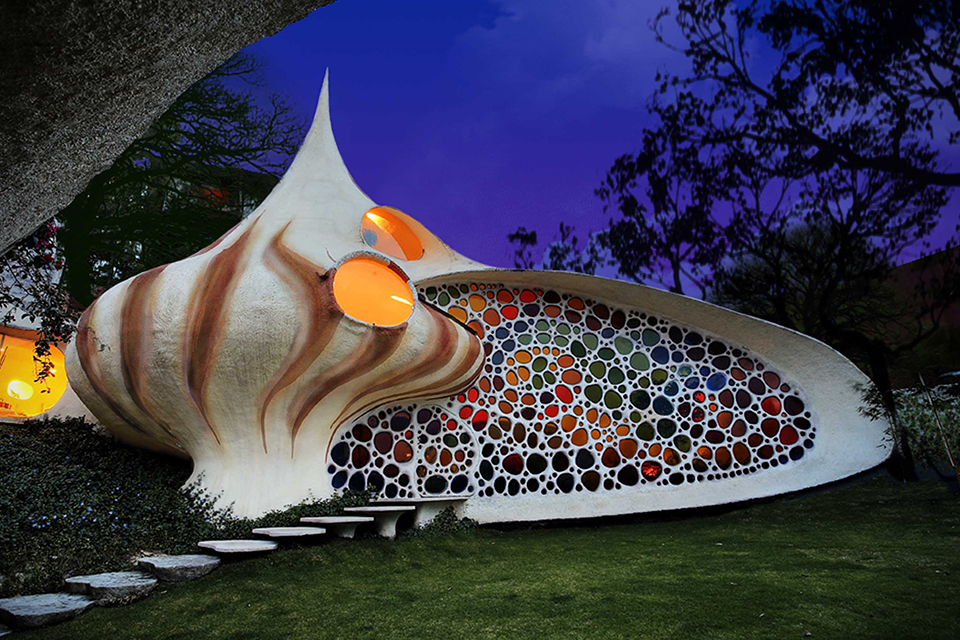 Seashell House, Mexico City, Mexico