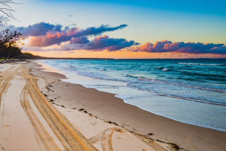 Australia - North Stradbroke Island