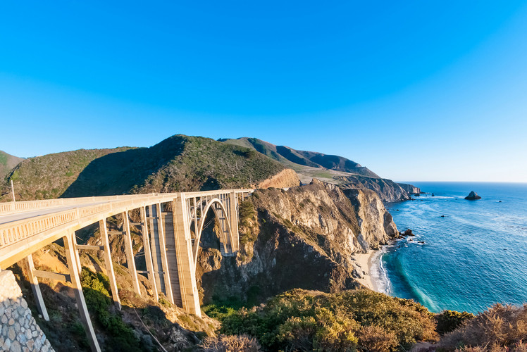 Bixby Creek Bridge, Big Sur