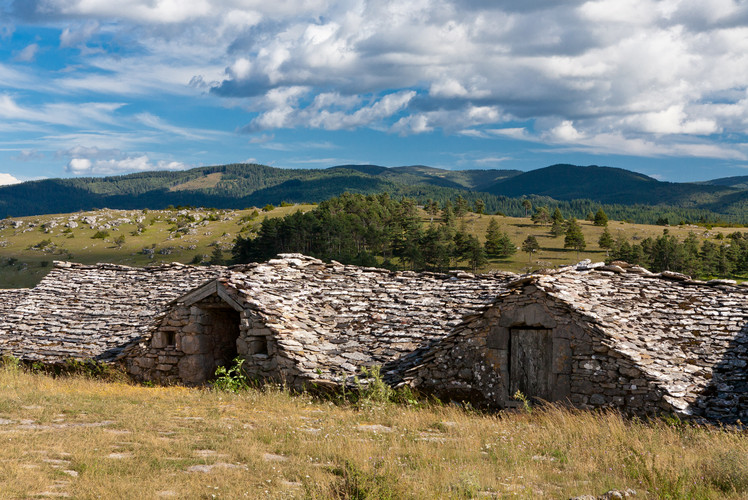 The Causses and the Cevennes, France