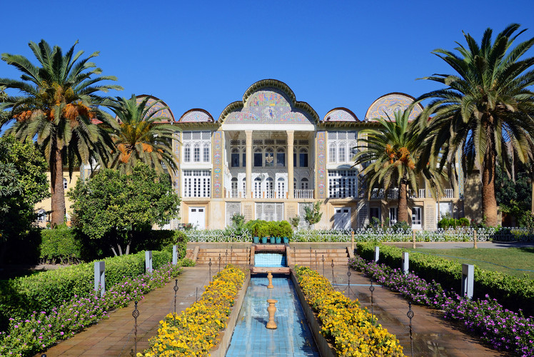 The Persian Garden, Iran