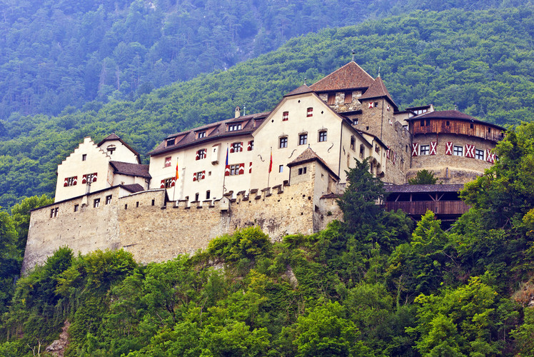 Liechtenstein, 160 sq. km
