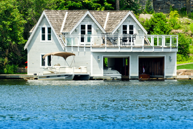 Renting a cottage