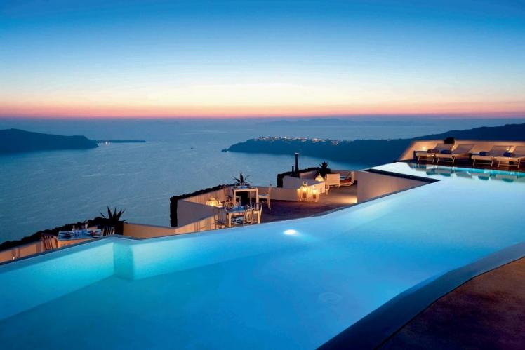 Astarte Suites Hotel, Greece